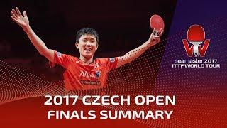 2017 Czech Open | Finals Summary