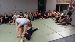 Démonstration Self-Defense