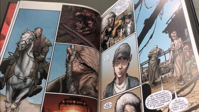 Lecture Livre Magazine Comics Bd Manga
