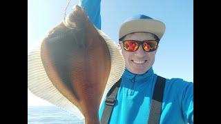 Рыбалка морская Владивосток 6 октября 2019 камбала Бычки