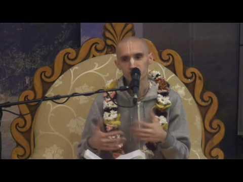 Чайтанья Чаритамрита Ади 7.20-21 - Сарвагья прабху