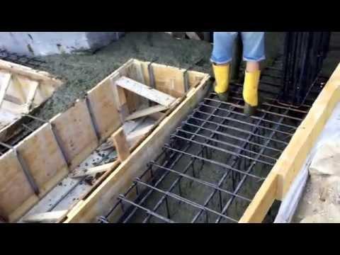 Fondazioni - varie fasi di cantiere