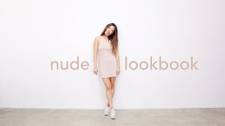 NUDES | how i style