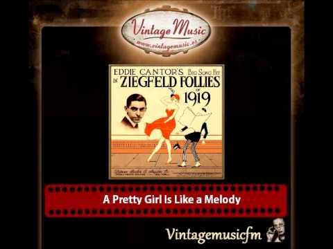 John Steel – A Pretty Girl Is Like a Melody