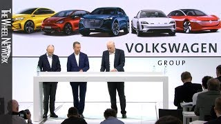 Volkswagen Group Annual Media Conference 2019