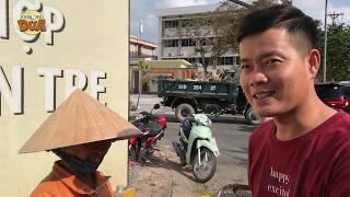 Khương Dừa chơi sộp mua hết xe dừa cho chị bán dừa về nghỉ sớm!!!
