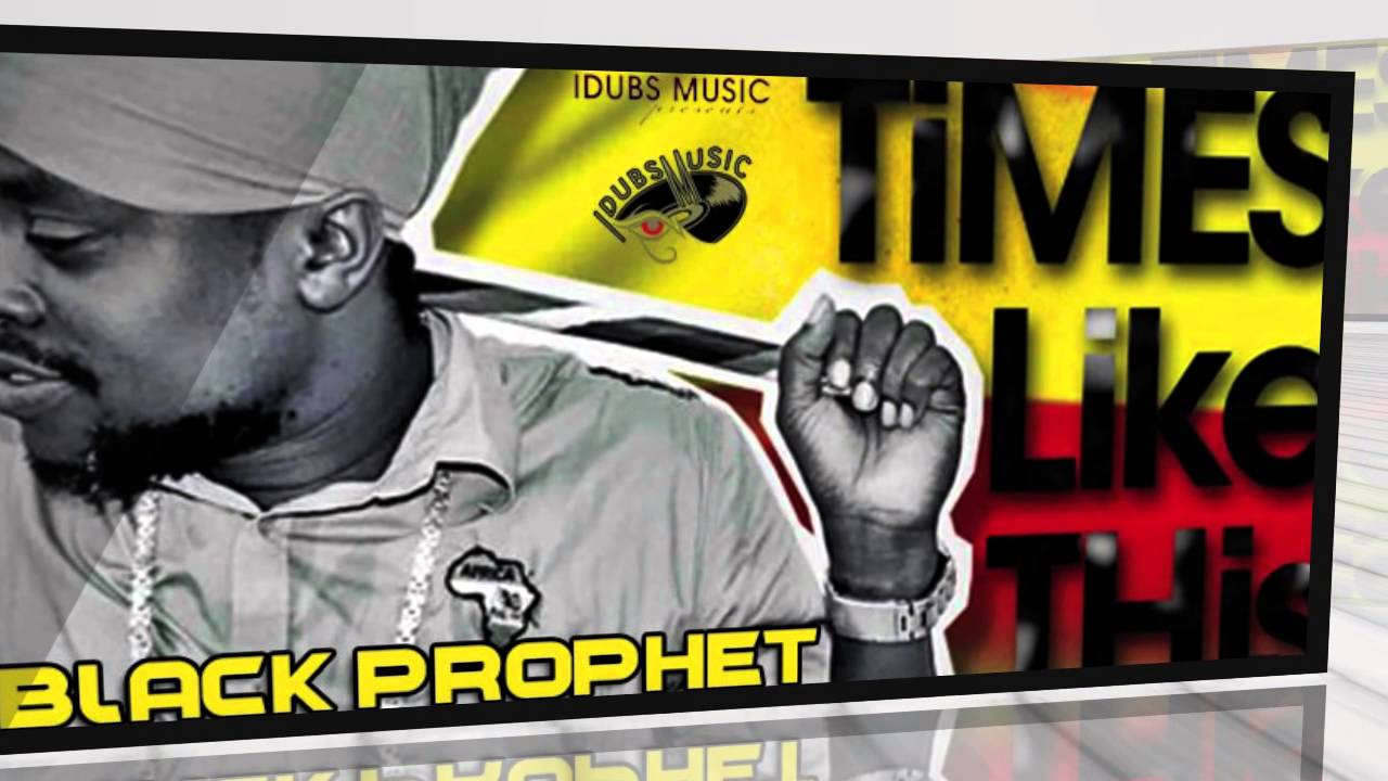 BLACK PROPHET IN TIMES LIKE THIS (PROMO)