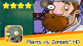 Plants vs  Zombies™ HD Adventure 2 FOG 05 Walkthrough The zombies are coming! Recommend index five s
