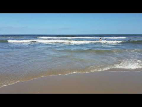 Virginia Beach Ocean Video