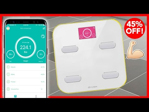 Best Wireless Smart Scale Review - Track Weight Loss & Body Fat!