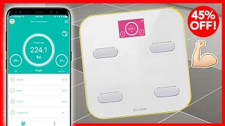Video Best Wireless Smart Scale Review - Track Weight Loss & Body Fat! download MP3, 3GP, MP4, WEBM, AVI, FLV Juni 2018