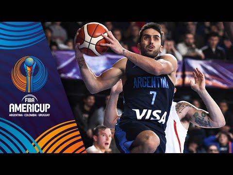 Top 5 Plays - Day 4 - FIBA AmeriCup 2017
