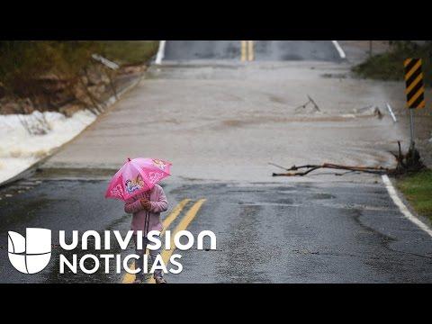 Caos en Texas por las inundaciones