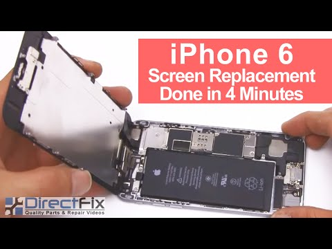 Iphone Screen Replacement Done In Minutes
