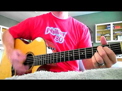 DRAW ME A MAP - Dierks Bentley (cover)