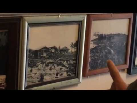1946 Honokaa (Hawaii) Plantation Museum Tour #3: Sugar and Tsunami