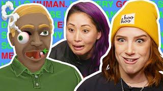 We Forgot How To Speak (Human Simulator Challenge)