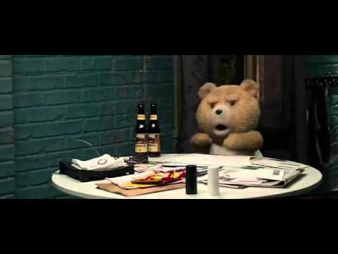 Ted 2 fight with wife