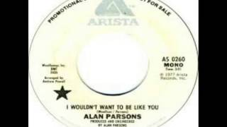 Alan Parsons Project - I Wouldn