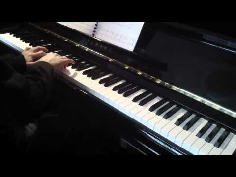 (10) 'Requiem' from Princess Mononoke for piano solo, by Joe Hisaishi mp3