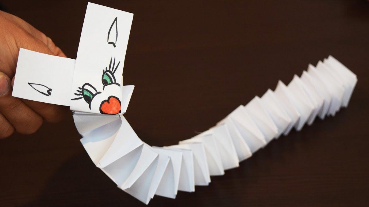 Как сделать бумажную игрушку фото 183