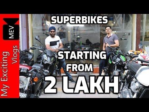 SUPERBIKES STARTING AT 2 LAKH (HAYABUSA, DIAVEL, CONTINENTAL GT, Z1000, Z900, 48, IRON 883) DELHI