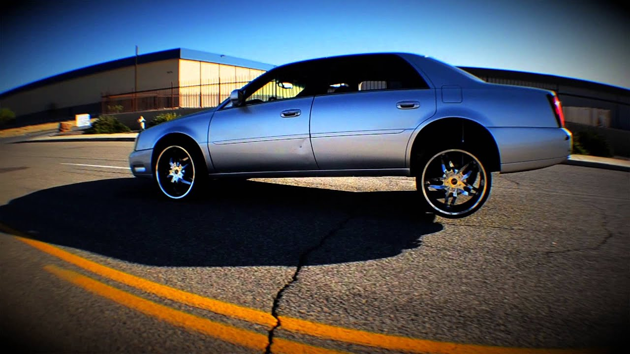 Slammed Car Wallpaper Juiced Cadillac Deville Youtube