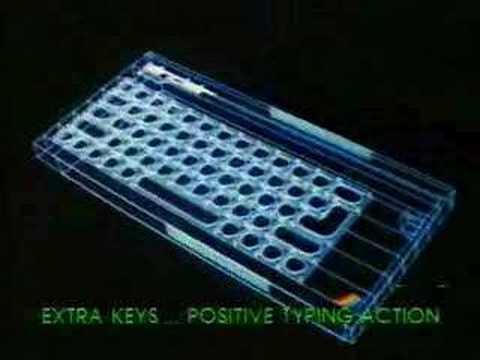 ZX Spectrum 80's Advert