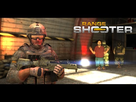 Range Shooter  - Official Teaser Google Play (HD)