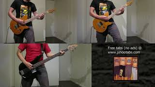 NOFX - Soul Doubt : guitar & bass cover (playthrough) by JiiHoo