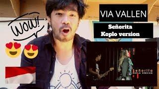 Download lagu Reacting to VIA VALLEN - SEÑORITA (KOPLO VERSION)