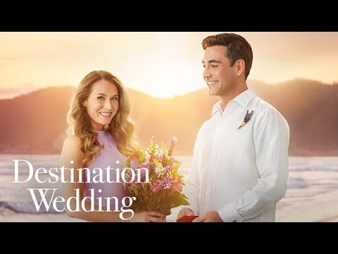 Destination Wedding starring Alexa PenaVega and Jeremy Guilbaut   Hallmark Channel