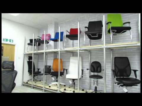 Century Office Showroom Tour