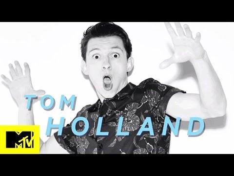 """Tom Holland Performs Rihanna's """"Umbrella""""   Lip Sync Battle   MTV Movie & TV Awards"""