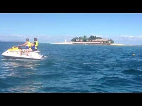 Jet Ski Fiji 10th June 2013