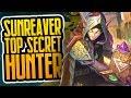 Top Secret Sunreaver Hunter   Part Two   Rise of Shadows   Hearthstone