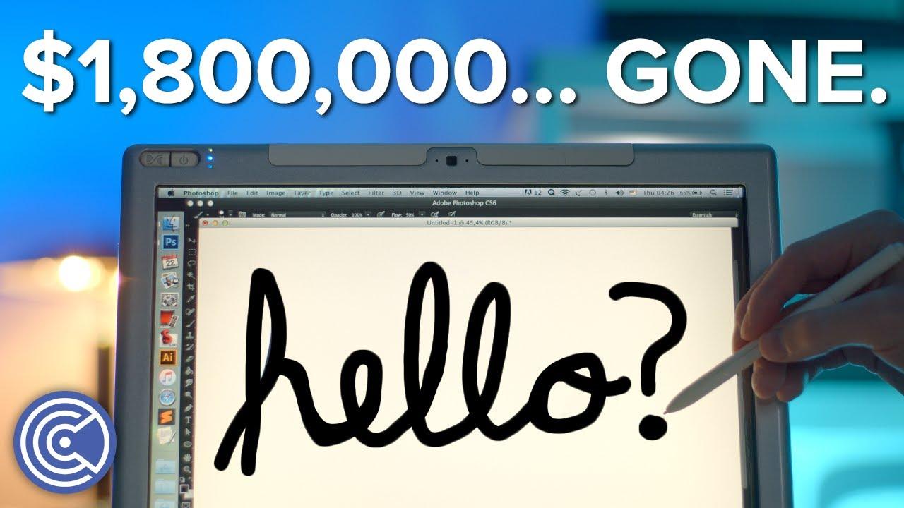 What Happened to the Modbook Mac Tablet? - Krazy Ken's Tech Talk