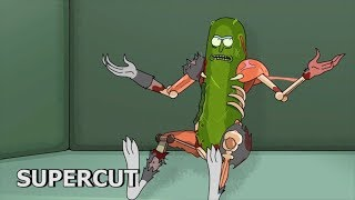 SUPERCUT: Rick Sanchez's Greatest Rants 2