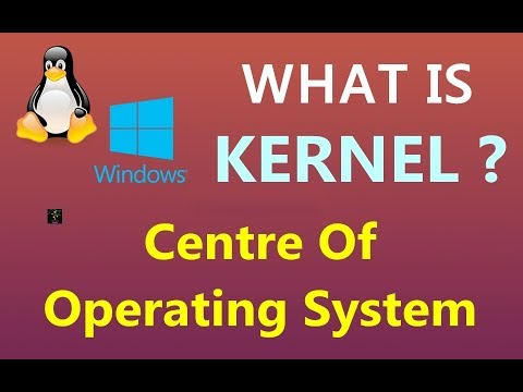 What Is A Kernel ? | Center Of Operating System ? | Functions and Importance EXPLAINED