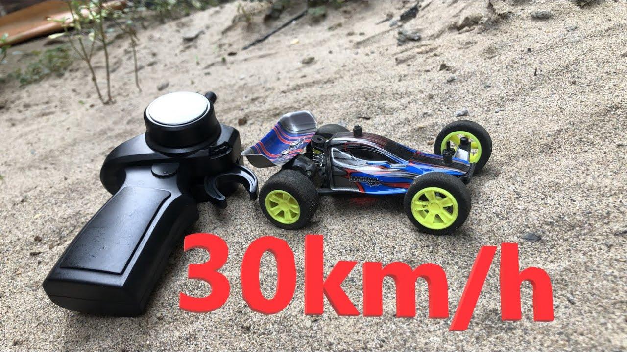 mở hộp xe đua F1 2.4ghz 30km/h
