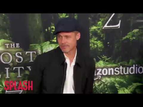 No Surprise: Brad Pitt is Hot Commodity Among Single Hollywood Women  | Splash News TV