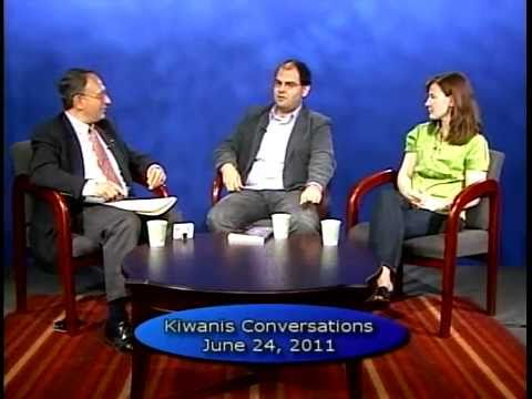 Kiwanis Conversations: Striving Artists Interview.avi