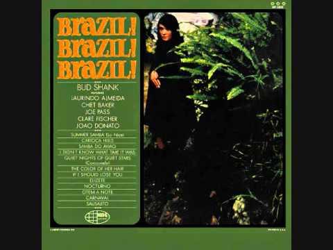 Bud Shank - Brazil! Brazil! Brazil! (1966)  Full vinyl LP