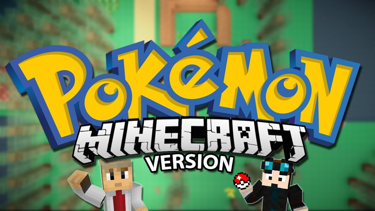 Minecraft POKEMON MINECRAFT VERSION Pixelmon X Y Celebration - Minecraft pokemon spielen