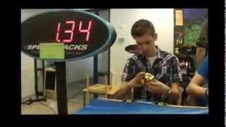 Những người xếp rubic nhanh nhất thế giới