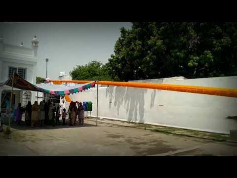 Hydraulic Nishan Sahib at Gurudwara Sahib Sant Kutia, Jharkhand Jamshedpur