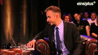 Jan Böhmermann singt - Starlight Express Musical