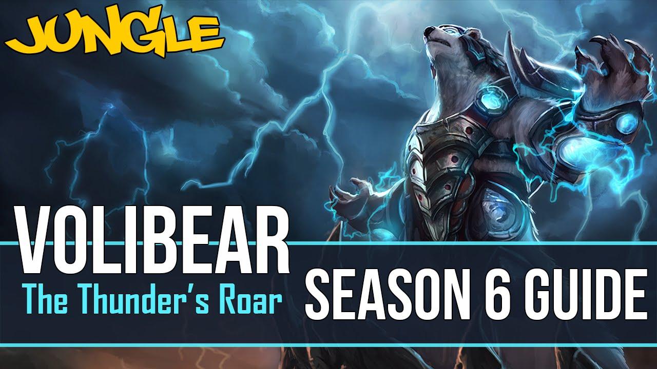 League of legends volibear build / guide jungle youtube.