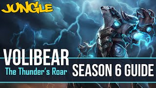League of Legends Volibear Guide | Season 6 | Patch 6.12