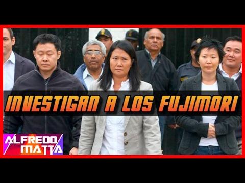 Noticias Peru: Investigan Hermanos #Fujimori por Lavado #Lima #Peru